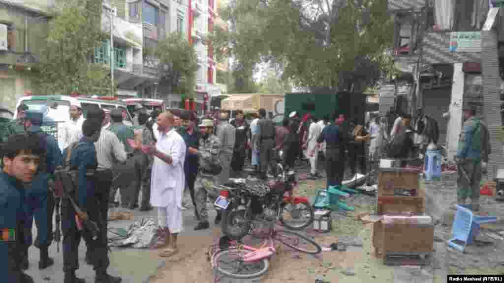 Afgahnistan: Jalalabad blask picture