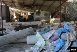 """După bombardarea unui spital sprijinit de """"Medici fără frontiere"""" în nordul Turciei"""