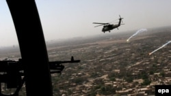 В последние недели резко увеличилось количество сбитых американских вертолетов