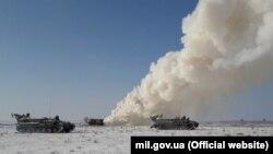 Херсон, подразделение противовоздушной обороны оперативно-тактической группировки «Юг», иллюстрационное фото