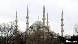 Sultanəhməd məscidi