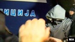 Спроведување на Катица Јанева од Шутка во куќен притвор