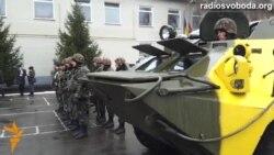 Мобілізовані у прикордонники живуть у наметах на Харківщині