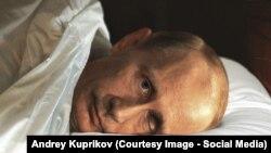 Путин не дремлет. Фрагмент анимации