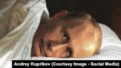 Vladimir Putin - kollaj