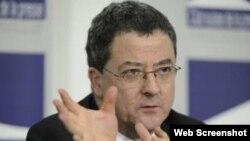 Ив Россье, посол Швейцарии в России
