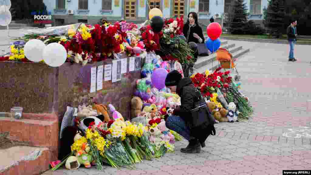 Всього, за офіційними даними МНС, у результаті трагедії загинули 64 людини, в тому числі 41 дитина