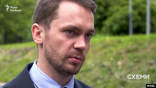 Михайло Жернаков, член Громадської ради доброчесності, представник від ГО Transparency International Ukraine