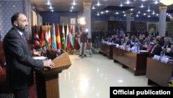 Третья международная конференция «Диалог между Афганистаном и Центральной Азией» в Мазари-Шарифе.