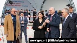 Gazoductul Ungheni - Chișinău, începutul lucrărilor, 18 februarie 2019
