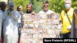 Ekološki protest stanovnika Beransela