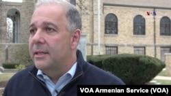 Сопредседатель ААА Энтони Барсамян (архив)