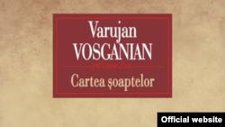 Romania - cover book Varujan Vosganian