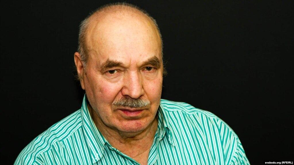Міхась Кукабака. Архіўнае фота