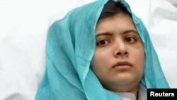 Малала Юсафзай, пакистанская девочка-блогер.