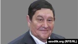 Раиси пешини Хадамоти амнияти Узбекистон Рустам Иноятов