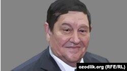 Өзбекстанның ұлттық қауіпсіздік қызметінің бұрынғы төрағасы Рустам Иноятов