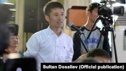 Уланбек Эгизбаев, 1-август, 2016-жыл.