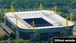 """Стадион в Дортмунде ждет """"мундиаль"""". Здесь проведет один из матчей группового этапа сборная Бразилии"""