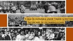 """""""După 75 de ani - tot între mituri și realitate"""": o discuție cu tineri scriitori"""