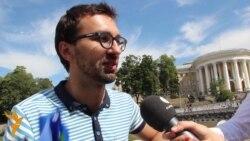 У Києві збирають ручки для Януковича