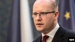 Dogovoreno je da Sobotka ostane predsednik vlade do izbora u jesen