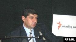 Şəmistan Əlizamanlıyla söhbət, 1 noyabr 2006