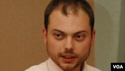 Российский оппозиционный активист Владимир Кара-Мурза — младший.
