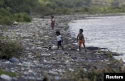 Озеро Никарагуа уже сильно загрязнено