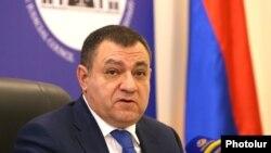 ԲԴԽ նախագահ Ռուբեն Վարդազարյան