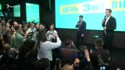 Когда увижу Путина, скажу: наконец-то вы вернули территории – Зеленский (видео)