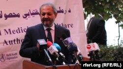 فیروز: سالانه حدود ۲۰ هزار تن در افغانستان مبتلا به سرطان میگردند.