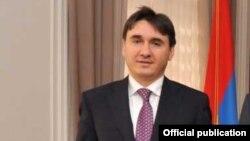 Армен Геворкян (архив)