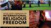تصویر بخشی از گزارش کمیسیون امریکا در امور آزادی مذهبی بینالمللی