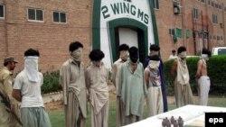 Pakistan - Spriječeni teroristi
