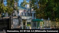 Амбасада ЗША ў Менску, жнівень 2019