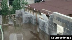 Наводнение в Чите, архивное фото