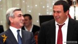 Սերժ Սարգսյանը եւ Գագիկ Ծառուկյանը հանդիպել են