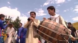 Afghans Cheer Cricket Team's Qualifier Victory