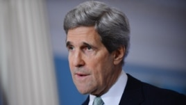 New U.S. Secretary of State John Kerry