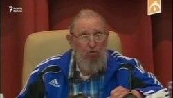 Kubada Fidel Kastronun 90 yaşını qeyd edirlər