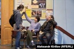 Студенты музыкального колледжа в Новгороде