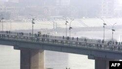 بغداد جسر السنك
