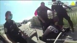 Поліцейський в Нью-Йорку відсторонений від служби за прийом задушення – відеорепортаж