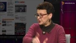 Оксана Забужко про російську інформаційну експансію і книжку