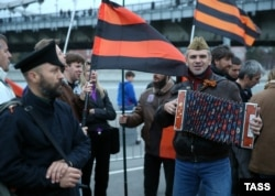 "Митинг организации ""Антимайдан"" в Москве"