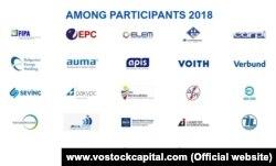 Spisak učesnika Samita (kliknite za uvećanje)