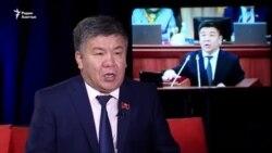 «Секреты власти». Шыкмаматов: У Атамбаева жажда мести неописуемая
