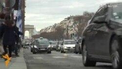 Париж Жаңы жыл салтанатын чектеди