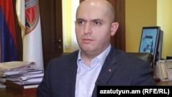 Заместитель председателя Республиканской партии Армении Армен Ашотян.